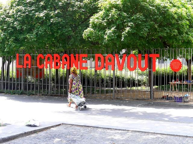 Cabane Davout 2014