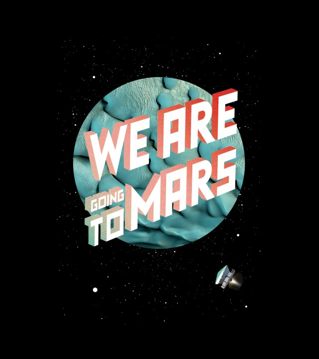We are going to mars